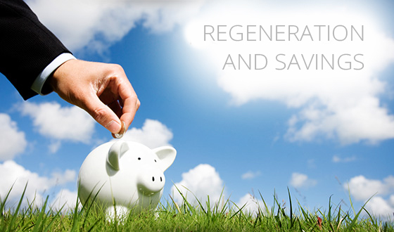 Regeneration-and-savings